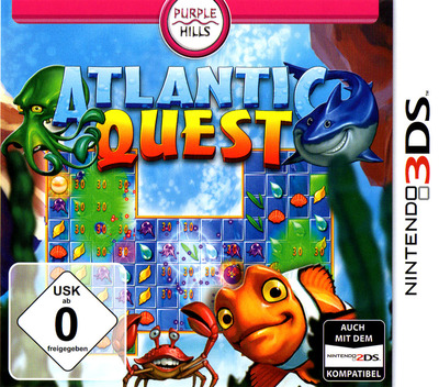 Atlantic Quest 3DS coverM (BAQP)