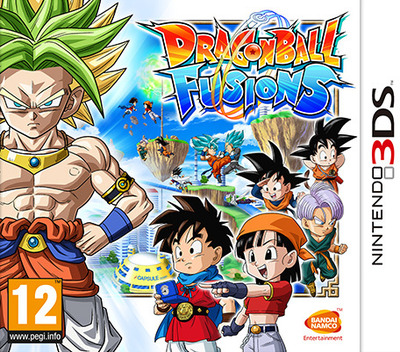 Dragon Ball Fusions 3DS coverM (BDLP)
