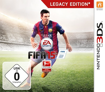 FIFA 15 - Legacy Edition 3DS coverM (BFTD)