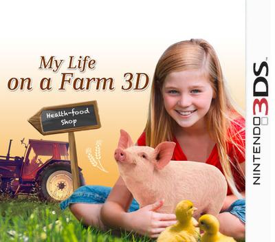 My Life on a Farm 3D 3DS coverM (BHFP)