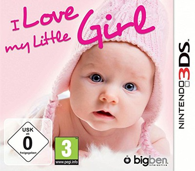 I Love My Little Girl 3DS coverM (BLGP)