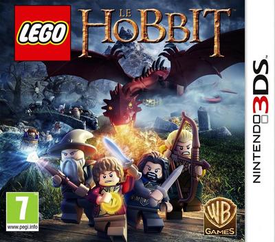 LEGO The Hobbit 3DS coverM (BLHZ)