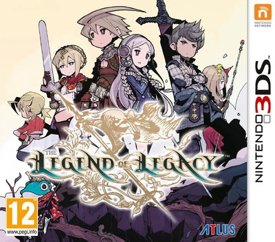 The Legend of Legacy 3DS coverM (BLLP)
