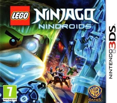 LEGO Ninjago - Nindroids 3DS coverM (BLNX)