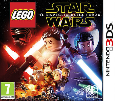LEGO Star Wars: The Force Awakens 3DS coverM (BLWI)