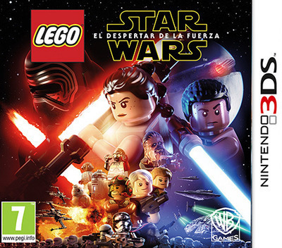 LEGO Star Wars: The Force Awakens 3DS coverM (BLWS)