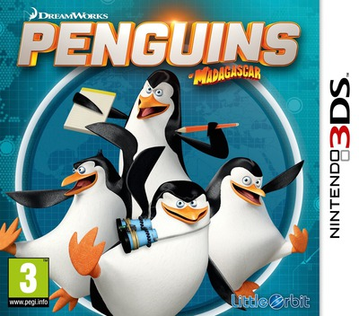 Penguins of Madagascar 3DS coverM (BPGP)