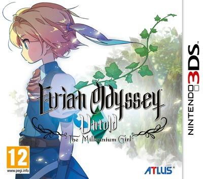Etrian Odyssey Untold - The Millennium Girl 3DS coverM (BSKP)