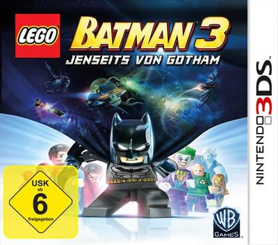 LEGO Batman 3 - Jenseits von Gotham 3DS coverM (BTMZ)