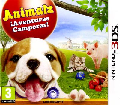 3DS coverM (APOP)