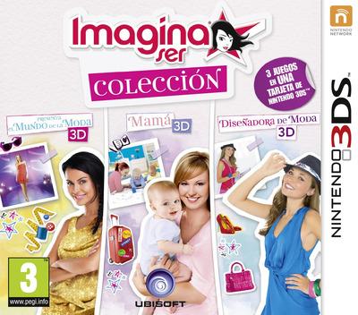 Imagine ser colección 3DS coverM (BCLP)