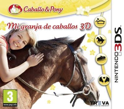 Mi granja de caballos 3D 3DS coverM (BMGP)