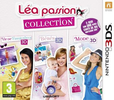 Léa passion collection 3DS coverM (BCLP)