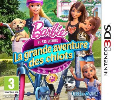 3DS coverM (BRQZ)