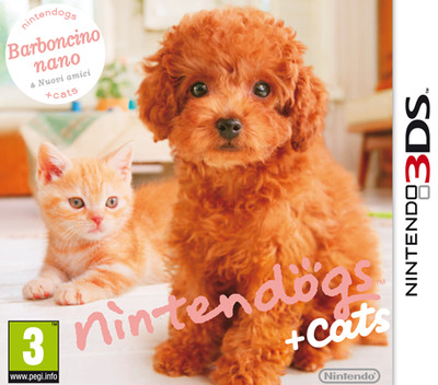 Nintendogs + Cats - Barboncino nano & Nuovi amici 3DS coverM (ADCP)
