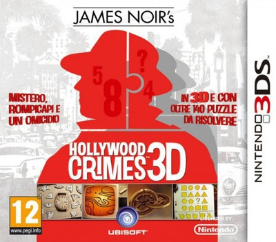 3DS coverM (AHCP)