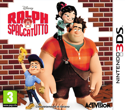 3DS coverM (AWRP)