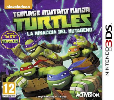 3DS coverM (BMUP)