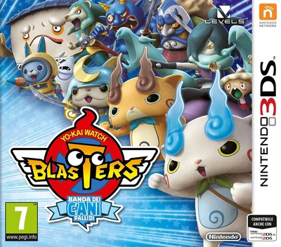 3DS coverM (BYBP)