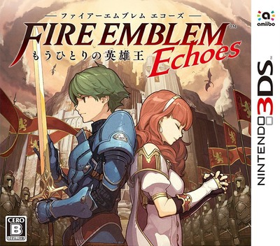 ファイアーエムブレム Echoes もうひとりの英雄王 3DS coverM (AJJJ)