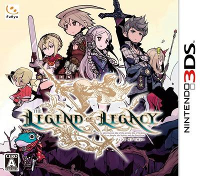 レジェンド オブ レガシー 3DS coverM (BLLJ)