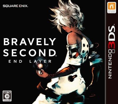 ブレイブリーセカンド 3DS coverM (BSEJ)