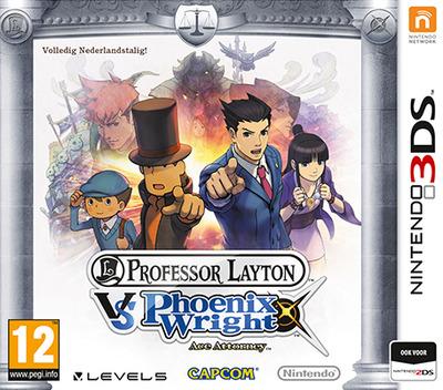 3DS coverM (AVSP)
