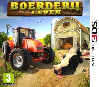 Boerderij Leven 3DS coverM (BHFP)