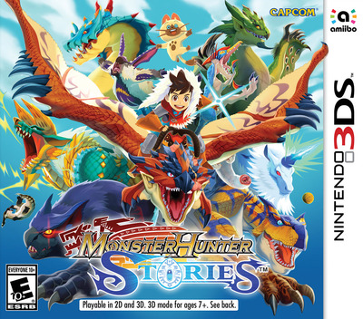 Monster Hunter Stories 3DS coverM (AAHE)