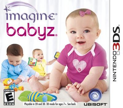 Imagine Babyz 3DS coverM (ABAE)