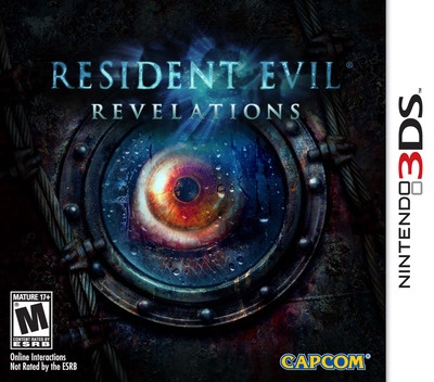 Resident Evil - Revelations 3DS coverM (ABRE)