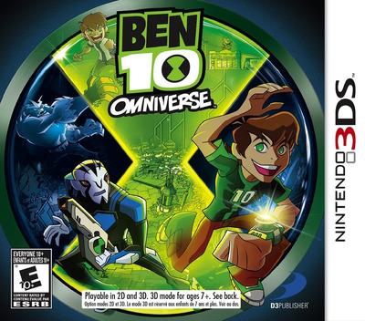 Ben 10 - Omniverse 3DS coverM (ABVE)