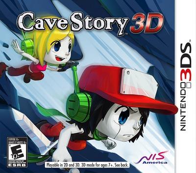 Cave Story 3D 3DS coverM (ACVE)