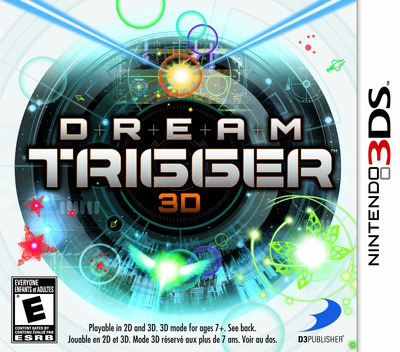 Dream Trigger 3D 3DS coverM (ADTE)