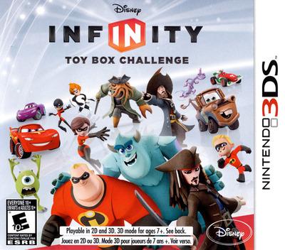 Disney Infinity - Toy Box Challenge 3DS coverM (ADYE)