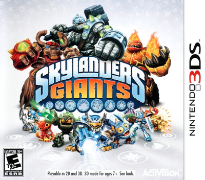 Skylanders Giants 3DS coverM (AG6E)