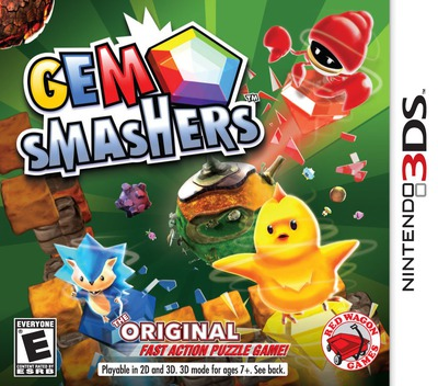 Gem Smashers 3DS coverM (AGSE)