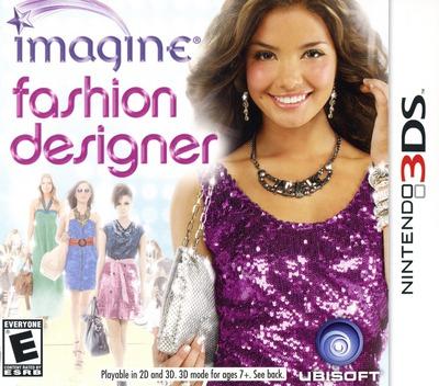 Imagine - Fashion Designer 3DS coverM (AGUE)