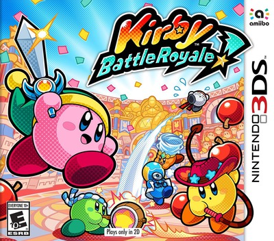 Kirby Battle Royale 3DS coverM (AJ8E)