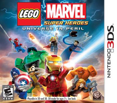 LEGO Marvel Super Heroes - Universe in Peril 3DS coverM (AL5E)