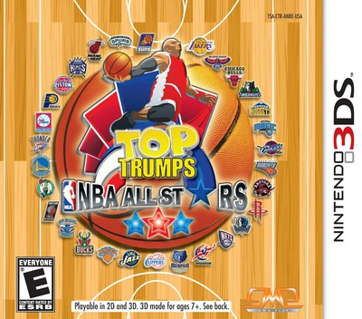 Top Trumps - NBA All Stars 3DS coverM (AN8E)