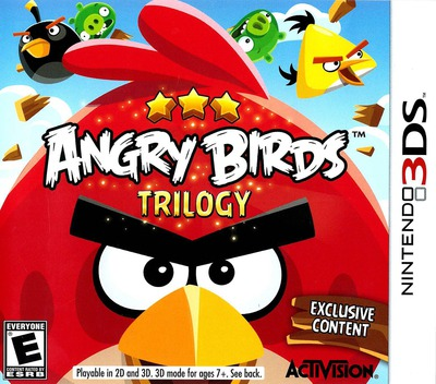 Angry Birds Trilogy 3DS coverM (ANGE)