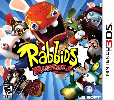 Rabbids Rumble 3DS coverM (AR5E)