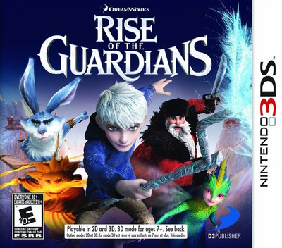 Rise of the Guardians 3DS coverM (ARGE)
