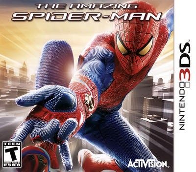 The Amazing Spider-Man 3DS coverM (AS8E)