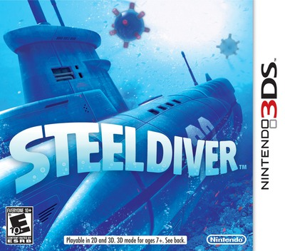 Steel Diver 3DS coverM (ASDE)