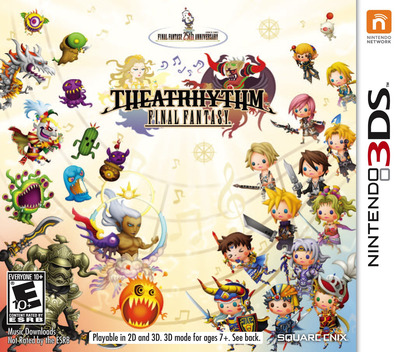 Theatrhythm Final Fantasy 3DS coverM (ATHE)