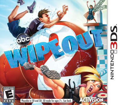 Wipeout 2 3DS coverM (AWPE)