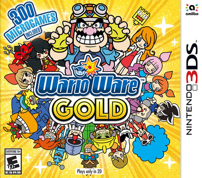 WarioWare Gold 3DS coverM (AWXE)