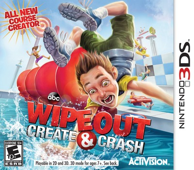 Wipeout - Create and Crash 3DS coverM (AY8E)